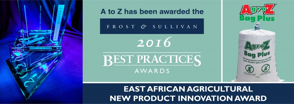 New Product Innovation Award