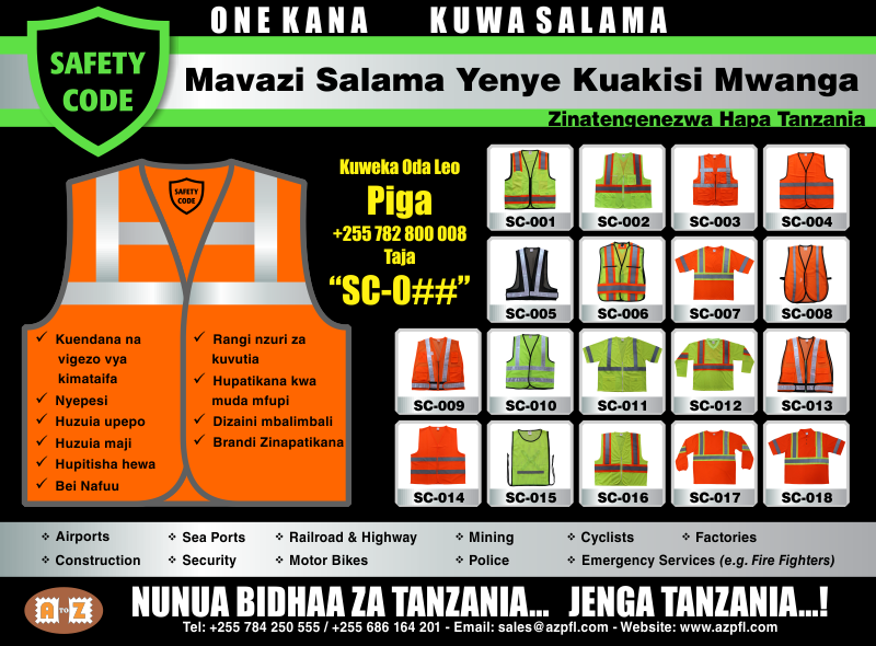 safetywear english